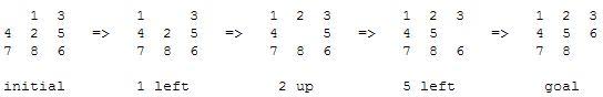 contoh puzzle 8