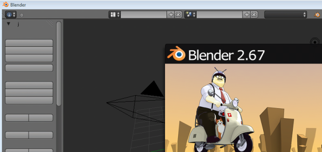 blender hampa