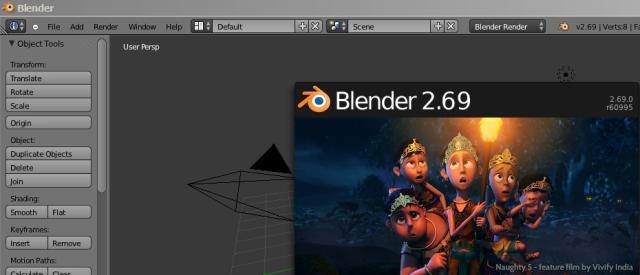 blender-normal